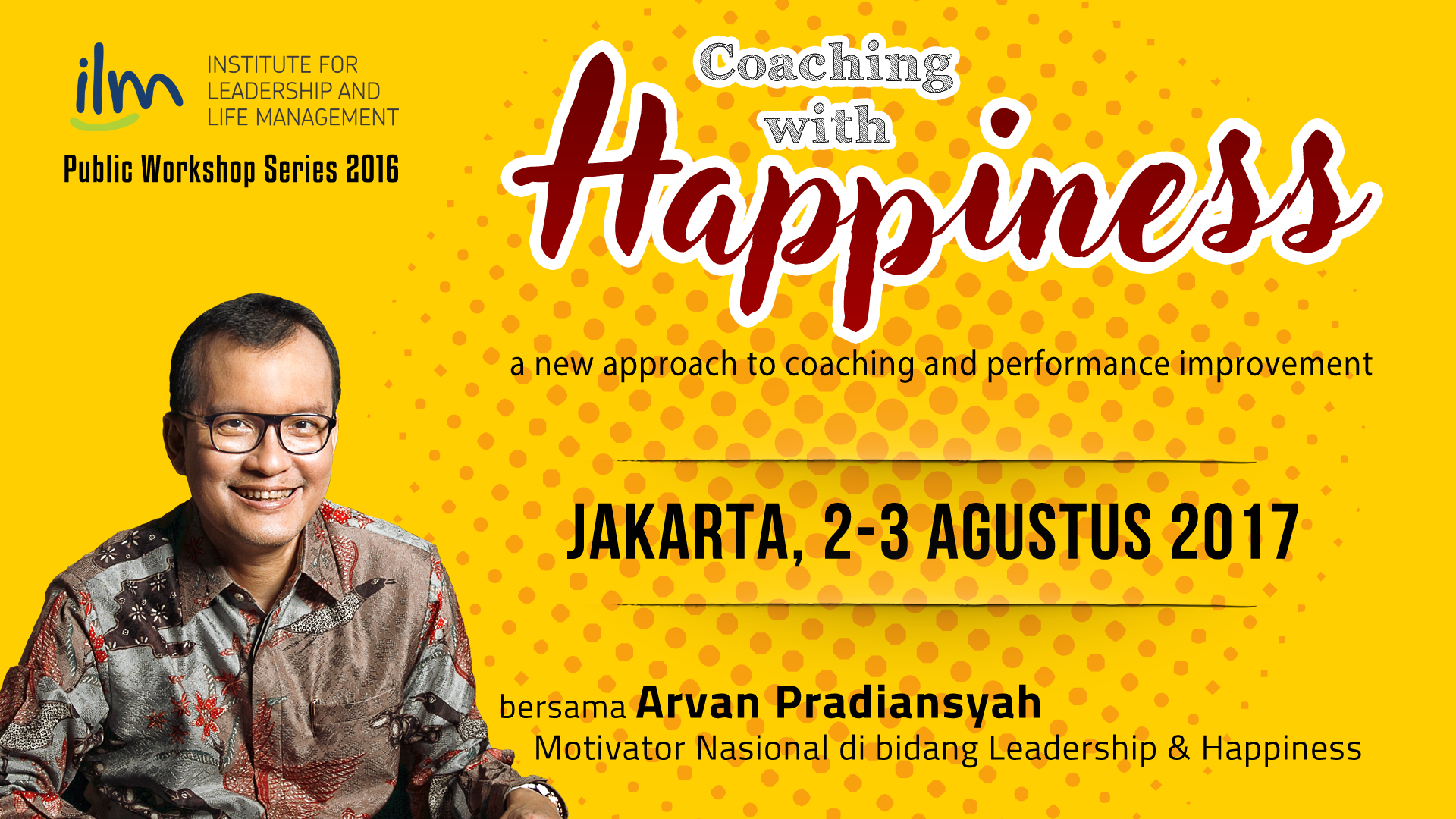Coaching with Happiness